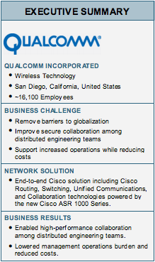 qualcomm case study uptime solutions